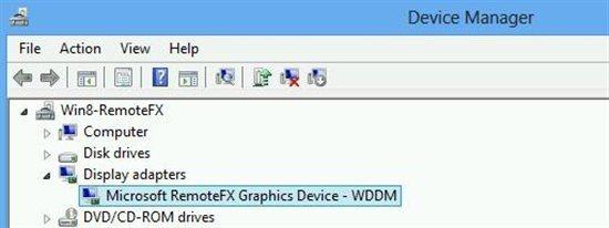 RemoteFX vGPU Setup and Configuration Guide for Windows Server 2012