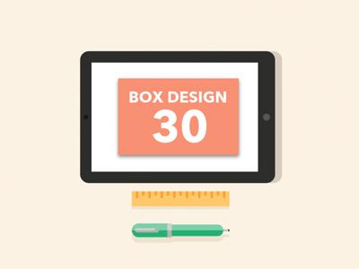 おしゃれなボックスデザイン(囲み枠)のサンプル30