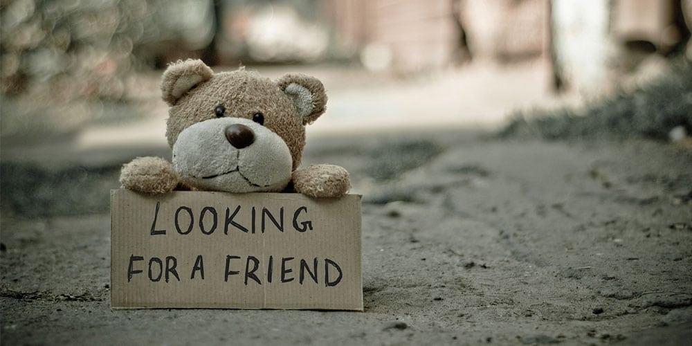 Stop feeling lonely. Find 'true' social love.