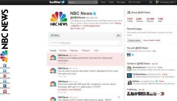 Script Kiddies Hackers Issue False Terror Report Tweets Via