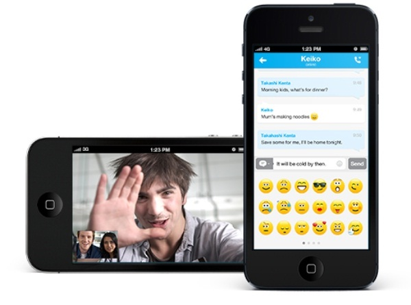 Skype For iPhone, iPad Passes 120 Million Downloads, Latest