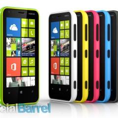Nokia Unveils Affordable Lumia 620 Windows Phone 8