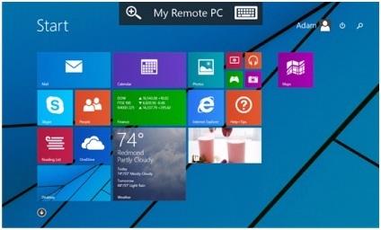 Microsoft Remote