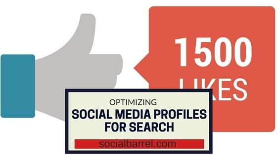 Ways to Optimize Social Media Profiles for Search