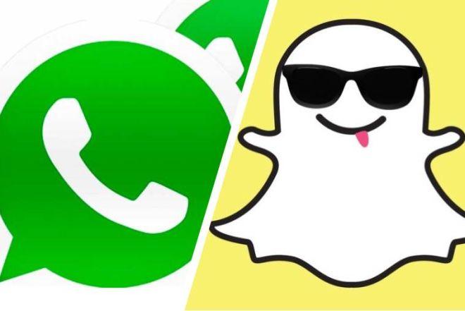 whatsapp-vs-snapchat