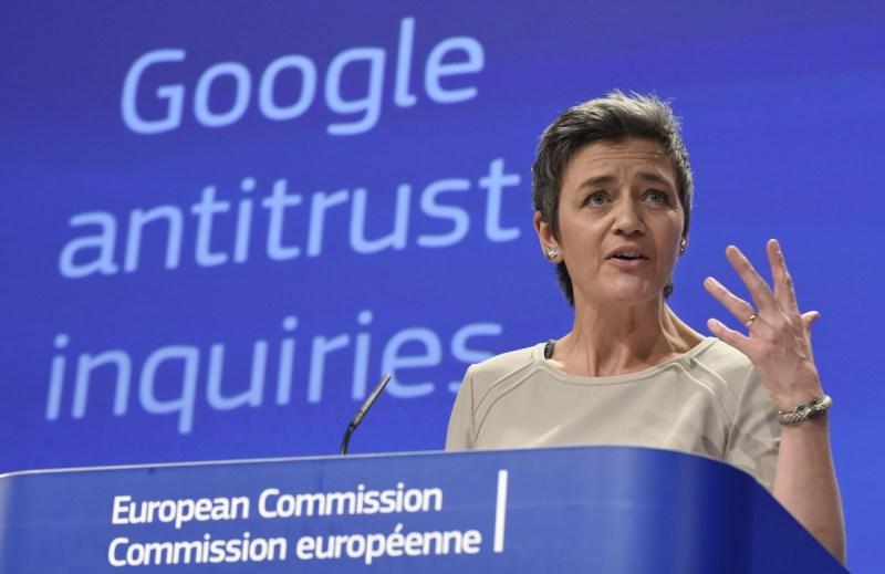 EU and Google