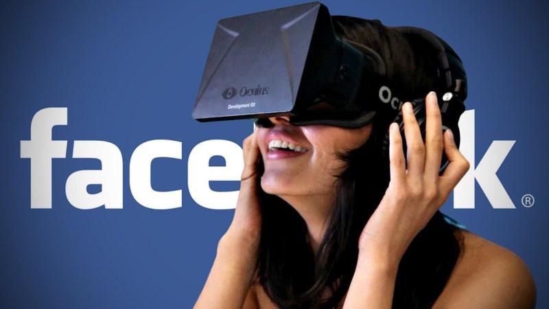 Facebook Oculus Headset