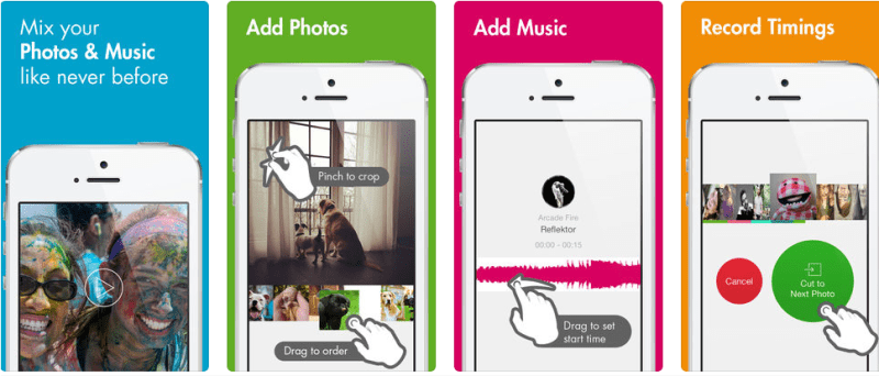 5 great Android and iOS apps for making slideshows on your phone
