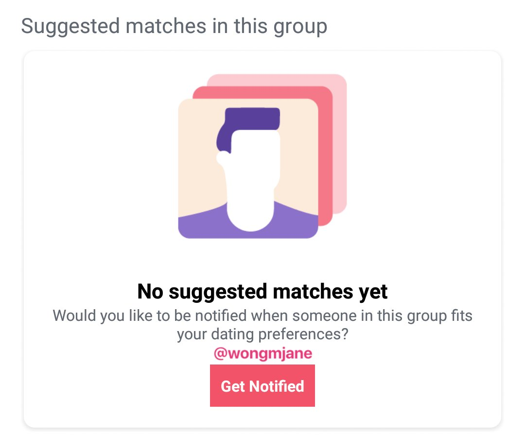 Dating group in facebook