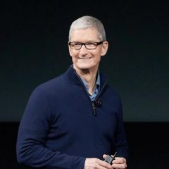 Tim Cook is on consumers side regarding data collection