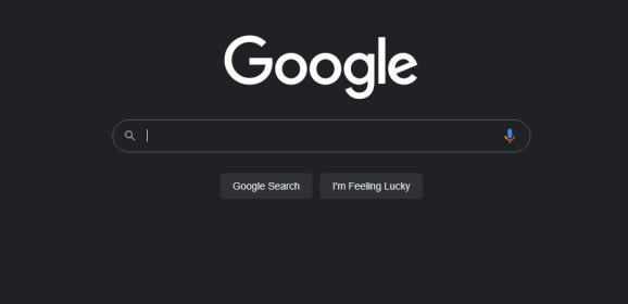 Google Search on the web finally rolls out dark mode