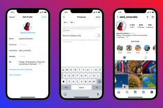 Instagram now allows you to add pronouns to your profile