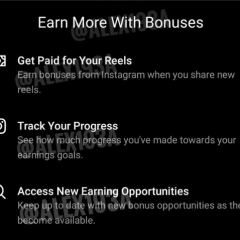 Instagram is testing a new way to monetize your Reels