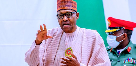 Twitter deletes president Buhari's genocidal tweet