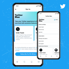 Twitter rolls out its subscription service in Australia and Canada