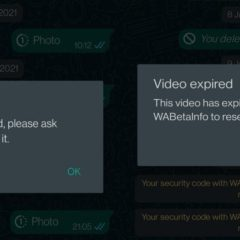 WhatsApp adds alert to view-once photos and videos