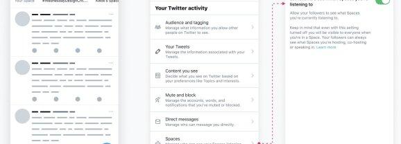 Twitter Will Start Showing Friends List Attending Spaces