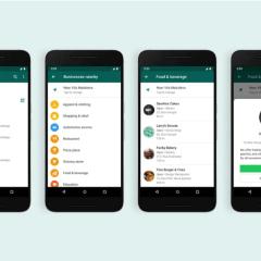 WhatsApp begins pilot test of new business directory