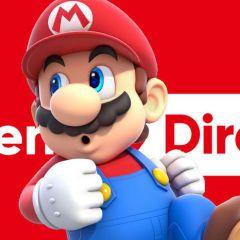 Nintendo Direct presentation had many surprises