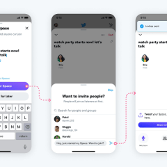 Twitter rolls out Spaces Tab and DM invites