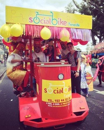 Carnavales Santa Cruz 2017