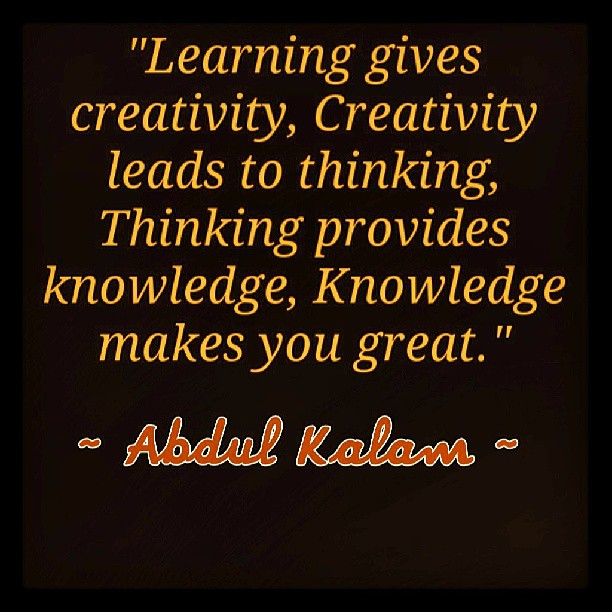Quote From Abdul Kalam