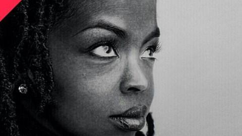 Portrait of Lauryn Hill by Artist Koka for Art