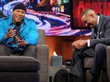 """(VIDEO) LL Cool J Tells Kanye West To """"Stop Complaining"""" on Arsenio Hall Show"""