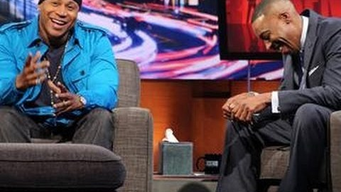 "(VIDEO) LL Cool J Tells Kanye West To ""Stop Complaining"" on Arsenio Hall Show"