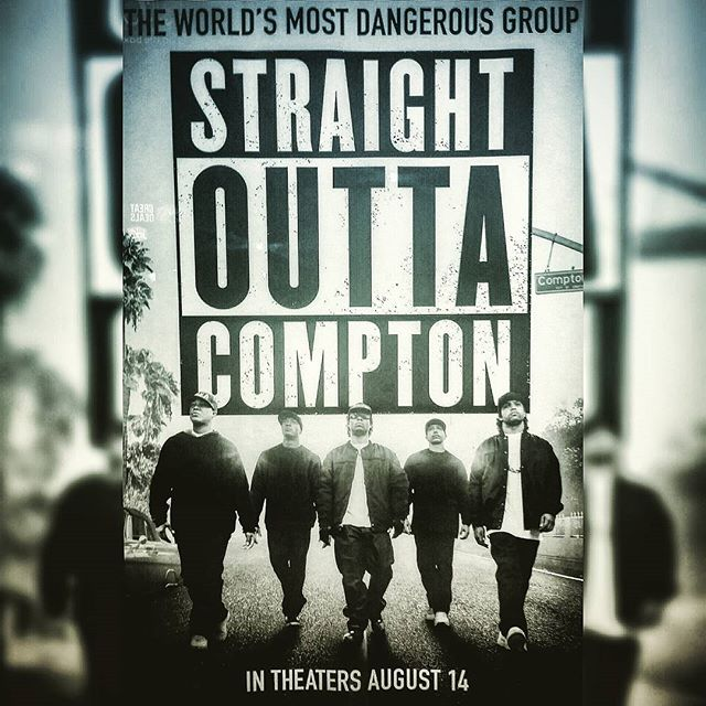 Straight Outta Compton | Number One Movie of the Summer