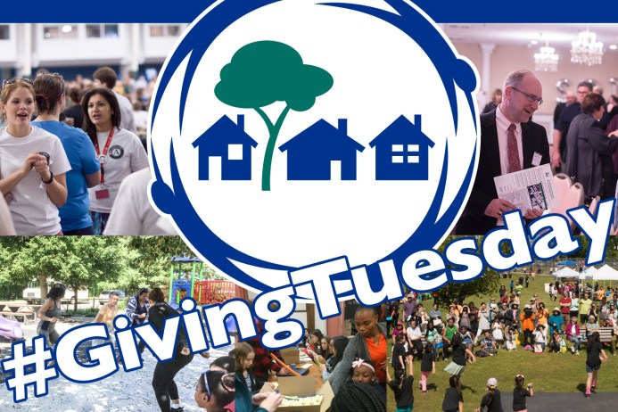 You don't have to wait for #GivingTuesday
