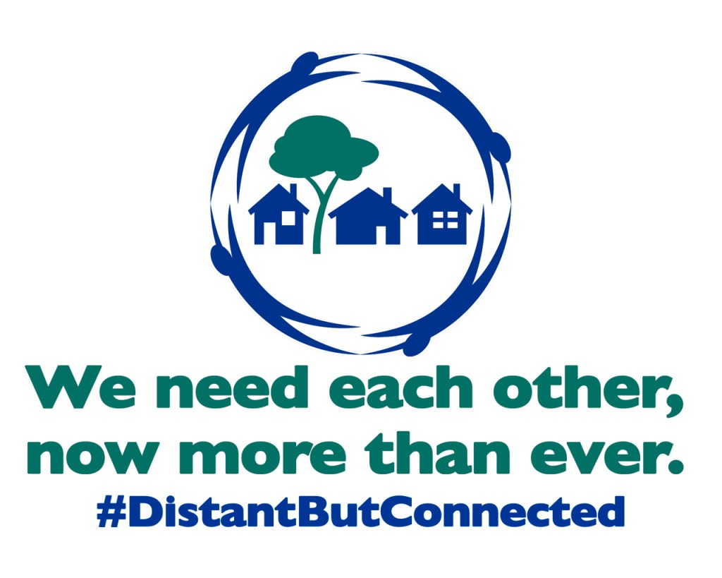 #distantbutconnected