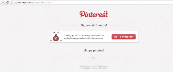 PinterestVerification3