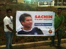 Sachin's True Fans