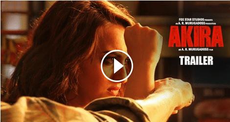 Sonakshi Sinha Unveils Akira Trailer