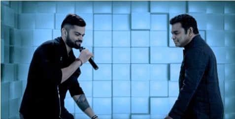 Virat Kohli & AR Rahman Launch Premiere Futsal Anthem