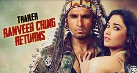 Must Watch: Quirky Ranveer Ching Returns Trailer Launch