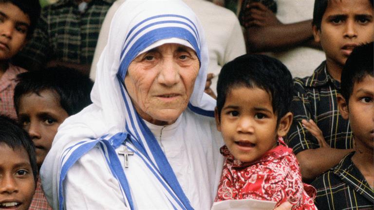 Mother Teresa - The Saint, The Teacher, The Motivator