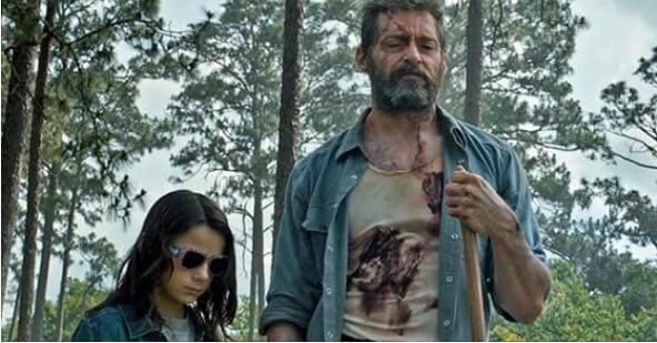 Logan Trailer - A Drak, Grim Fantasy, A Last Fight For Survival 1