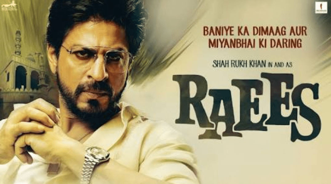 RAEES - A True Blue SRK Film of the Year 1
