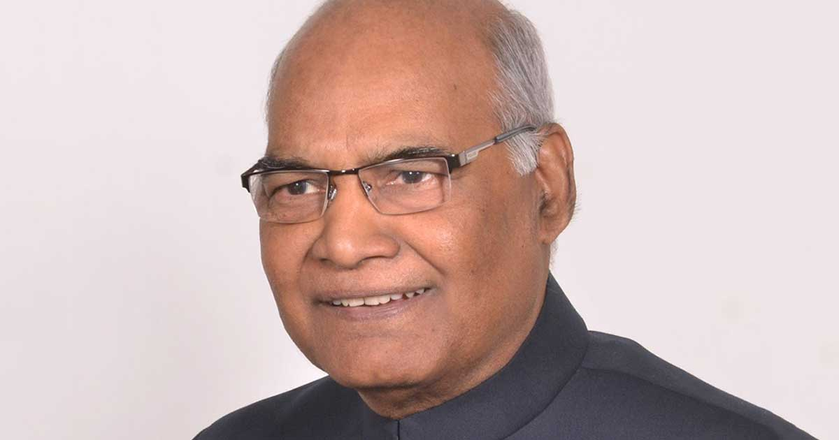 Ram Nath Kovind - From a Small Village in Kanpur to the Raisina Hills 1