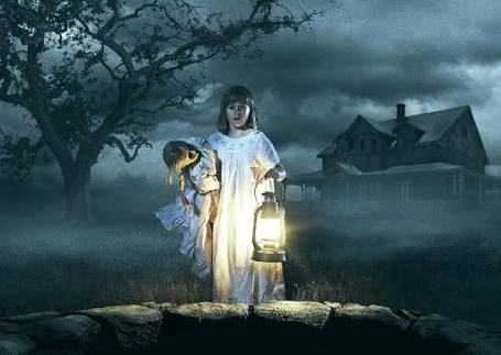 Annabelle Creation movie review – one time watch for a few scary kicks