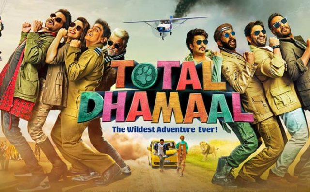 Total Dhamaal Review: A weekend stressbuster