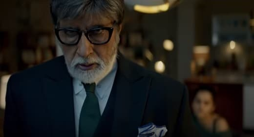 Badla Movie Review: Amitabh Taapsee shines in a perfect brain teaser