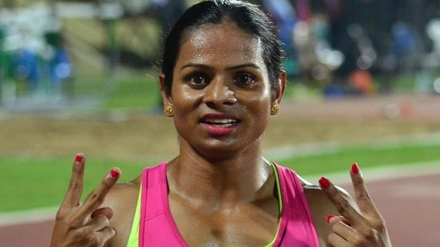Battling norms, Dutee Chand opens up about her same-sex relationship