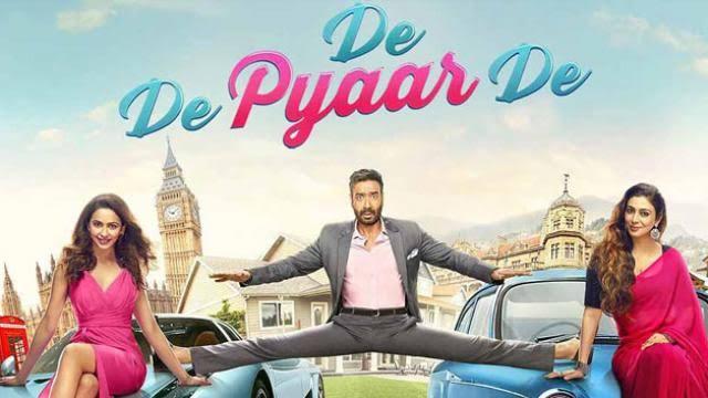 De De Pyaar De Review {3.5/5}: Ajay Devgn, Tabu, Rakul Preet Singh bring unusual love comedy