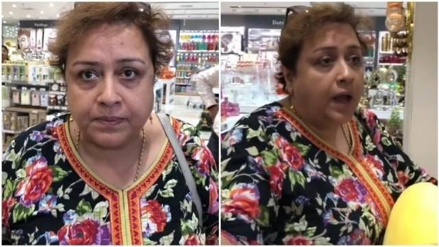 Gurugram aunty apologizes but it has opened a debate on what women should wear