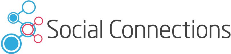 Social Connections logo - cropped tight
