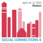 Social Connections 8 square logo