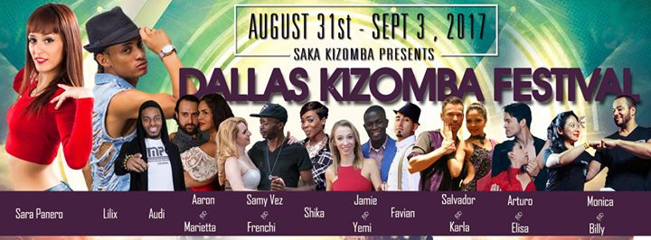Dallas Kizomba Festival - $10 Discount